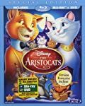 Cover Image for 'Aristocats (Two-Disc Blu-ray/DVD Special Edition in Blu-ray Packaging), The'