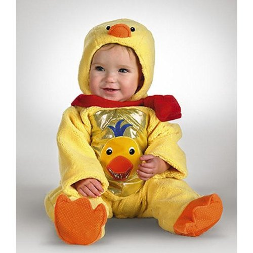 Baby Einstein Duck Costume: Baby's Size 12-18 Months