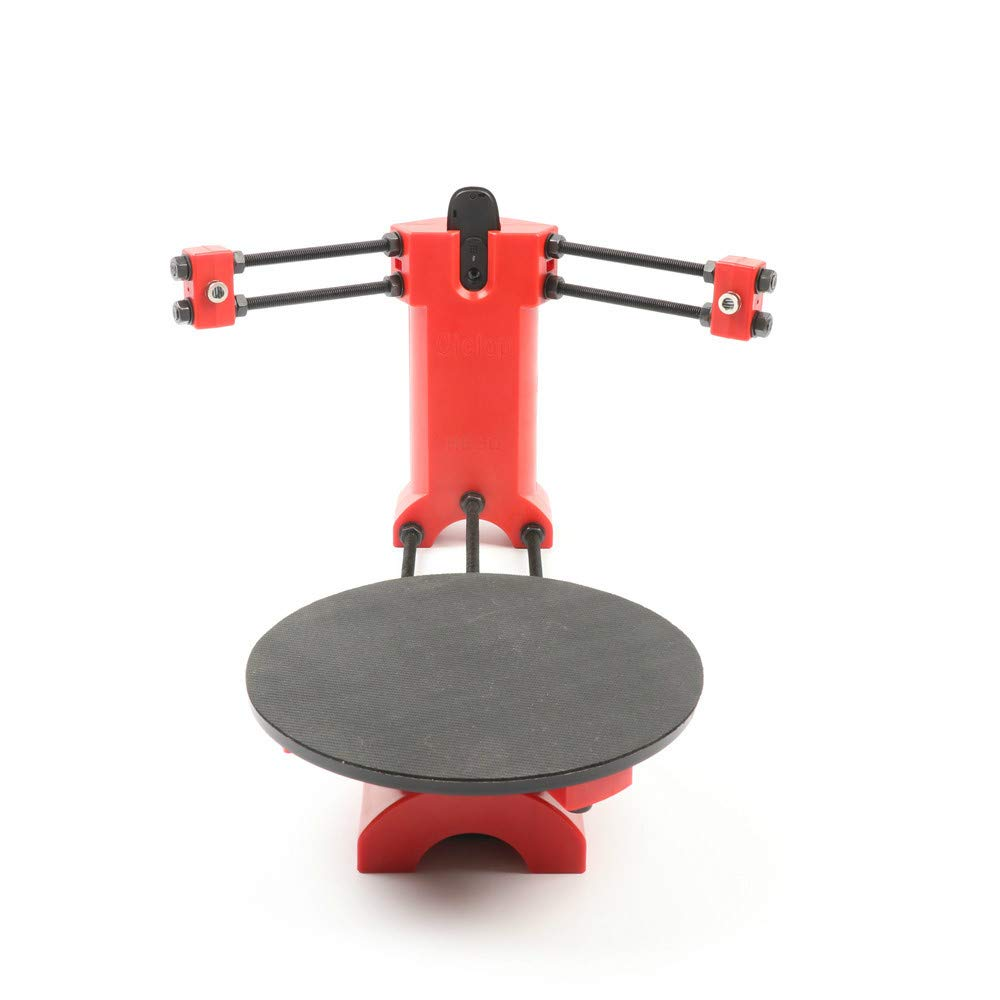 HE3D Kit de escáner láser 3D de fuente abierta ciclop DIY para ...