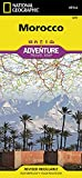 img - for Morocco (National Geographic Adventure Map) book / textbook / text book