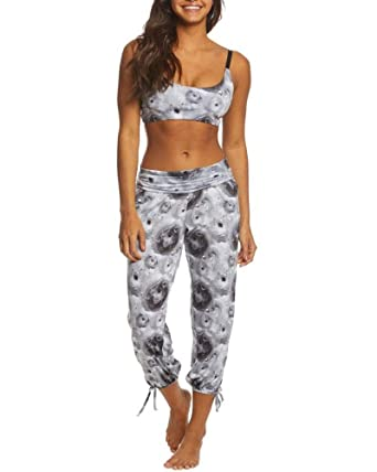 205ebc6f89 Onzie Hot Yoga Gypsy Pants 212 Flora (Flora, Small/Medium) at Amazon ...