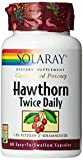 Cheap Solaray Hawthorn Two Daily Supplement, 300mg, 60 Count