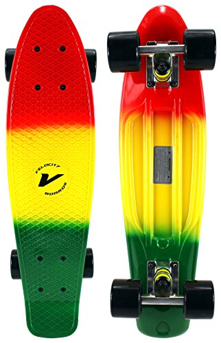 Velocity Boards Retro Cruiser Complete 22