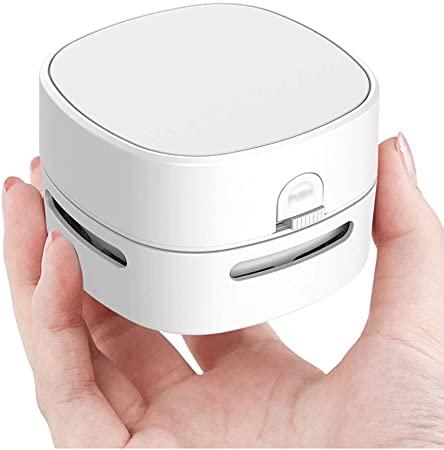 FDFDSLGLNDDIYI LQPOUXCQ aspiradora Escoba sin Cable Recargable de Escritorio Aspiradora, Mini Vacuum Cleaner: Amazon.es: Hogar
