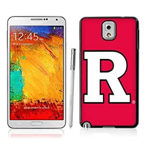 zeroCase NCAA Rutgers Scarlet Knights Samsung Galaxy Note 3 N9000 Hard Cover Case 2014 Style