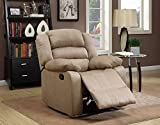 NHI Express Addison Recliner (1 Pack), Mocha For Sale