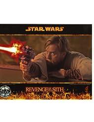 Star Wars Photo Ewan McGregor as Obi Wan Kenobi 8 x 10 inch Photo shooting blaster