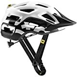 Mavic Notch Helmet White/Black, S Review