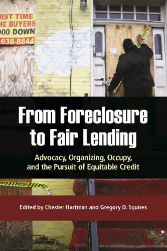 From Foreclosure To Fair Lending  Advocacy  Organizing  Occupy  And The Pursuit Of Equitable Credit