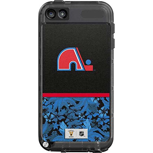 Skinit Colorado Avalanche Ipod Skin - NHL Colorado Avalanche LifeProof fre iPod Touch 5th Gen Skin - Quebec Nordiques Retro Tropical Print
