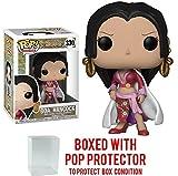 Funko Pop! Anime: One Piece - Boa Hancock Vinyl Figure (Bundled with Pop BOX PROTECTOR CASE)