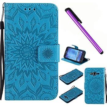 Amazon.com: Samsung Galaxy A5 2017 Case Cover EMAXELER ...