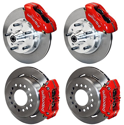 Wilwood Rear Disc Brakes (NEW WILWOOD FULL FRONT & REAR DISC BRAKE KIT, 11