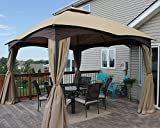 ABCCANOPY Gazebo Replacement Canopy 10'x12' for