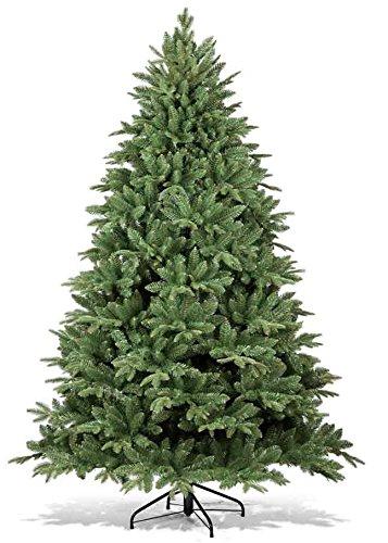 Albero Di Natale H 240.Albero Alberi Di Natale Flora Mod Sogno H 240 Apertura Ad Ombrello Pvc Stampato