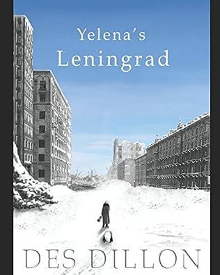 book cover of Yelena\'s Leningrad