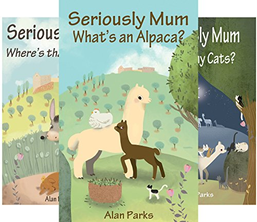 Seriously Mum (4 Book Series)