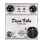 Fulltone CS-MDV mkII Custom Shop Mini DejaVibe Effects Pedal by Fulltone