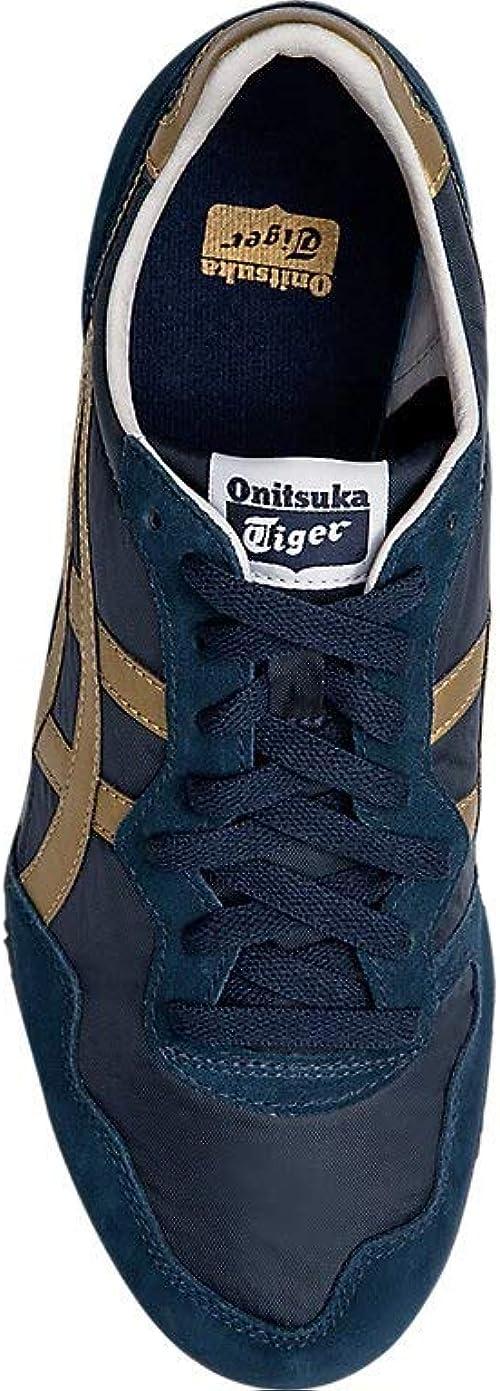 onitsuka tiger mexico 66 dark blue vaporous grey queen azul