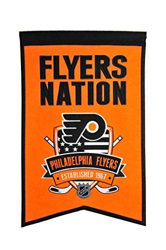 (Winning Streak NHL Philadelphia Flyers Nations Banner)