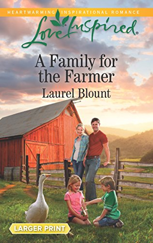 A Family for the Farmer (Love Inspired (Large Print))