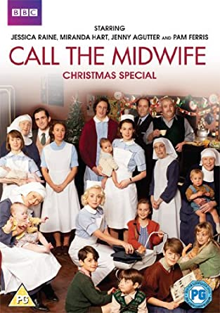 Call the Midwife: Christmas Special [DVD] [2012]: Amazon.co.uk ...