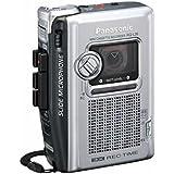 Panasonic ミニカセットレコーダー RQ-L26-S(シルバー) 25時間連続録音