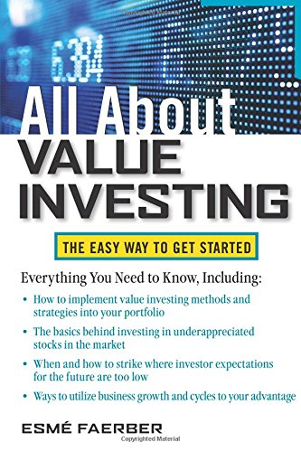 All About Value Investing (All About Series)
