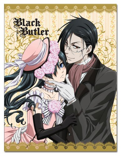 Great Eastern Entertainment Black Butler Ciel & Sebastian...