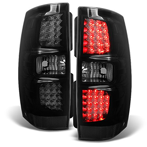 07 Yukon Led Tail Lights - 6