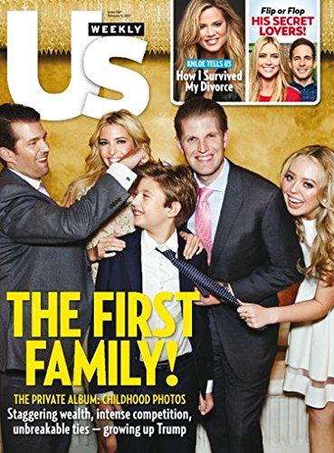 Us Weekly Magazine  Single Issue  February 6  2017