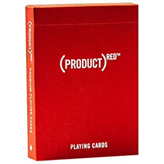 theory11 Product(RED) Playing Cards