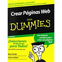 Crear Paginas Web para Dummies, 6a Edition (Spanish Edition)