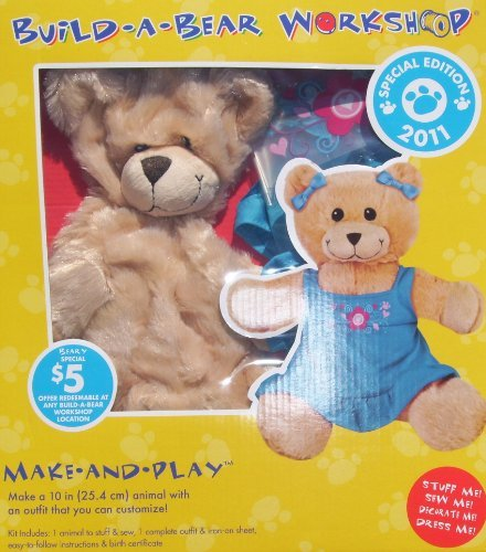 Build - A - Bear Workshop Make - And - Play 10