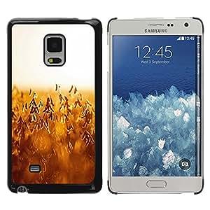 Paccase / SLIM PC / Aliminium Casa Carcasa Funda Case Cover - Autumn harvest - Samsung Galaxy Mega 5.8 9150 9152