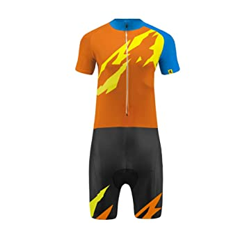 BurningBikewear Uglyfrog Skinsuit Ropa Ciclismo Bodies con 3D Gel Pad Pantalones Cortos Sets LTFX02F