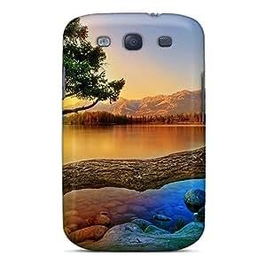 Galaxy S3 Case Slim [ultra Fit] Tarantula Tree Hd Custom Color Protective Case Cover