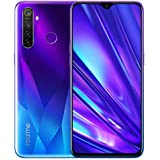Realme 5 Pro 4 + 128GB-SB Smart Phone, 4GB - Sparkling Blue (Pack of1)