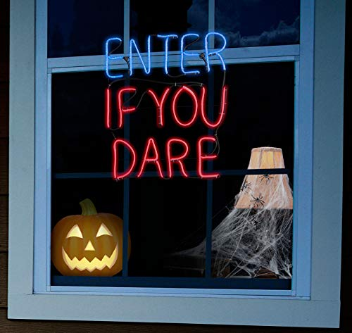 BuyCostumes Enter if You Dare Hanging Glow Light Décor -