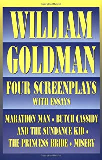 Amazon marathon man 9780345439727 william goldman books william goldman four screenplays with essays fandeluxe PDF