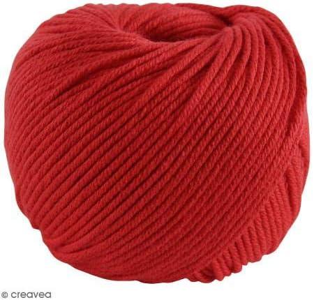 DMC Ovillo de algodón Natura, Color 55, Mediano: Amazon.es: Hogar