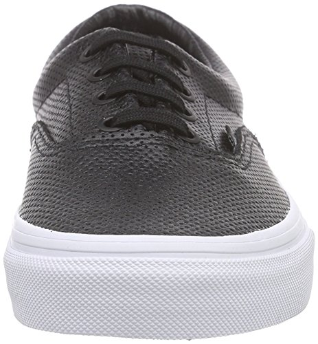 Vans U ERA PERF LEATHER - Zapatillas unisex Negro (perf leather black)