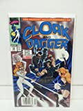 Cloak and Dagger #10 the Uncontrollable X-force (The Mutant Misadventures of, Vol. 1)
