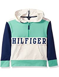 Big Girls' Colorblocked Hoodie