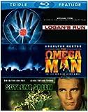 Sci-Fi: Triple Feature (BD) [Blu-ray]