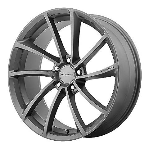KMC Wheels KM691 Spin Gun Metal Wheel (20x8.5