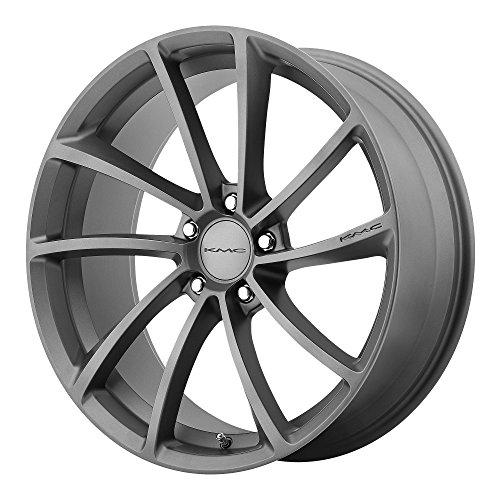 KMC Wheels KM691 Spin Gun Metal Wheel (20x8.5