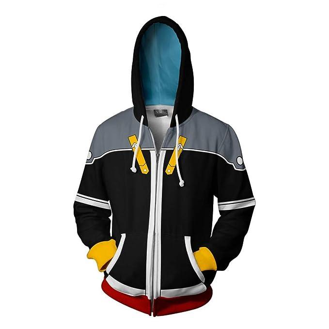 RJHWY Unisex 3D Sudaderas con Capucha Jersey Ropa Abrigo ...