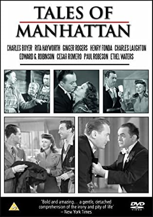 : Tales Of Manhattan [DVD] (1942): Movies & TV