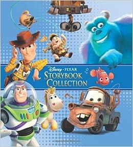 Disney*Pixar Storybook Collection: Annie Auerbach